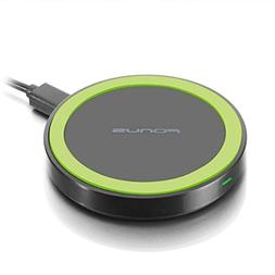 10W Fast Charge Wireless Charger Compact Charging Pad  Non-S