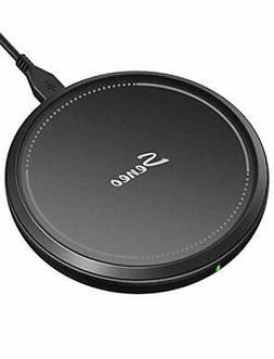 Seneo 10W Fast Wireless Charger, Qi-Certified Wireless Charg