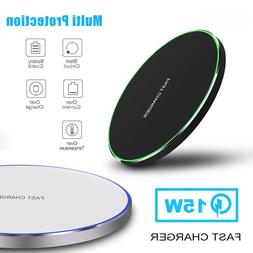 15W <font><b>Qi</b></font> Wireless <font><b>Charger</b></fo