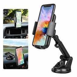 2019 Rotate Automatic Clamping Wireless Car Charger Receiver