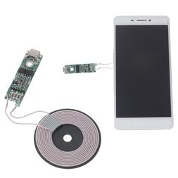 5W Qi wireless charger transmitter module for micro USB cell