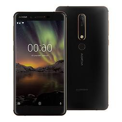 "Nokia 6.1  TA-1068 64GB Black Copper, Dual Sim, 5.5"", 4RAM,"