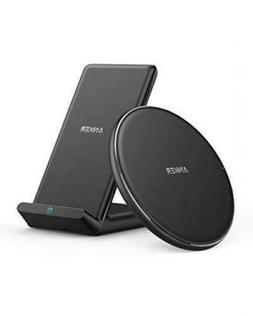 Anker Wireless Charging Bundle PowerPort Wireless 5 Pad and