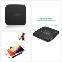 Choetech Usb-C Wireless Charger Type C Qi Wireless Charging