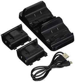 Dobe Dual Controller Charger for Xbox One Wireless Controlle