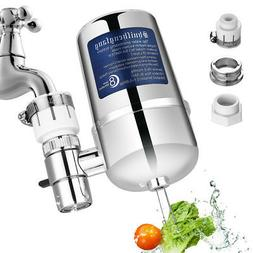 Faucet Tap Water Filter Faucet Mount Water Purifier For Home