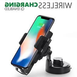 For Iphone 8/8 Plus/X, Mchoice New Vehicle Dock Wireless Car