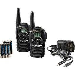 Midland LXT118VP 22-Channel GMRS with 18-Mile Range, Recharg