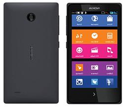 Nokia X RM980 Black Dual SIM - Factory Unlocked - Internatio