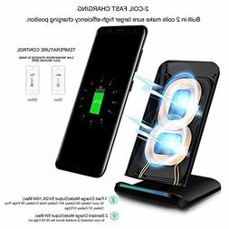 PLESON Fast Wireless Charger Cell QI Fast Wireless Charging