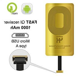 QI Receiver Type A for Samsung Galaxy J7 - J3-J6- S5 - LG V1