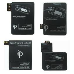 QI Wireless Charger Charging Receiver Kit For Samsung iPhone