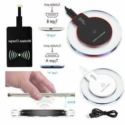 Qi Wireless Charger Charging Pad / Receiver For Samsung Gala