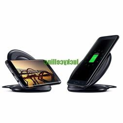 Qi Wireless Fast Charger Charging Stand Pad iPhone Samsung G