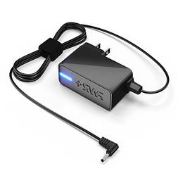 UL Listed Pwr Extra Long 6.5 Ft AC Adapter Rapid Charger for