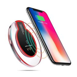 Wireless Charger, E&jing Wireless Charge Charging Pad for iP