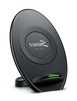 Wireless Charger, Seneo Standard Wireless Charging Pad Stand