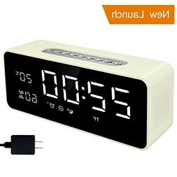 Orionstar Aid Sleep Wireless Alarm Clock Radio Bluetooth Ste