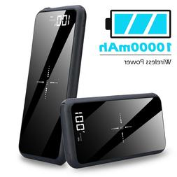 Air Wireless Power Bank - Mobile Power Portable Qi Charger f