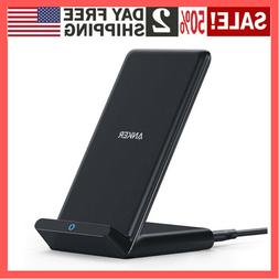 Anker Fast Wireless Charger 10W Wireless Charging Stand Qi-C