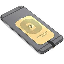 Apple Gold Receiver Compatible with iPhone 7, 7 Plus, 6, 6 P
