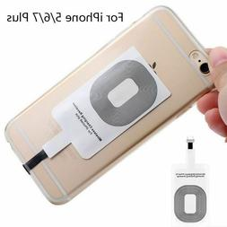 For Apple iPhone 6S 6 SE 5S Plus QI Wireless Charger Chargin