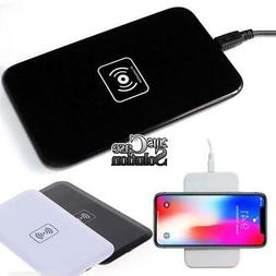 For Apple iPhone 8 Plus X XS Max XR -Fast QI Wireless Charge