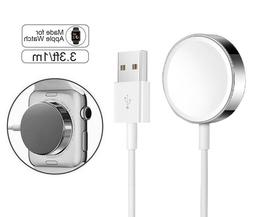 For Apple Watch Magnetic Charging Cable Charger 38/40/42/44m