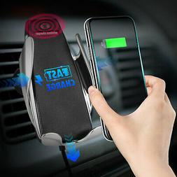 Automatic Clamping Wireless Car Charging Charger Mount Air V