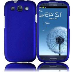 Blue Hard Case Cover for Samsung Galaxy S3 i9300