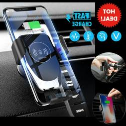 car fast wireless charger stand holder