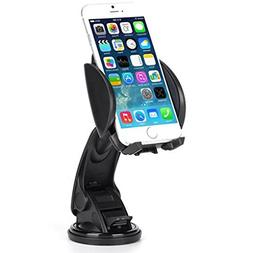 Premium Car Mount Holder Dash Windshield Cradle Stand Window