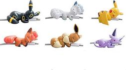 Cartoon Animal Bite Cable Protector-6 Creative Cute Charger