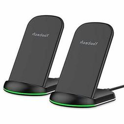 charging stations wireless charger 2 pack 10w