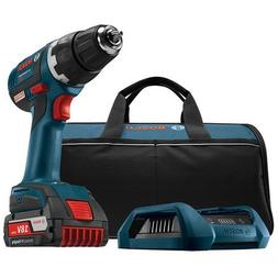Bosch DDS182WC-102 18V 2.0 Ah Cordless Lithium-Ion 1/2 in. B