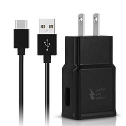 Fast Charge Adaptive Fast Charger Kit for Samsung Galaxy S8/