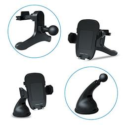 Fast Wireless Car Charger Mount,LaoTzi Mobile Cell Phone Air