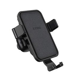 CHOETECH Fast Wireless Car Charger, Auto-Clamping Car Mount