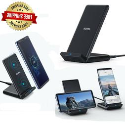 Anker Fast Wireless Charger, 10W Qi Wireless Charging Stand