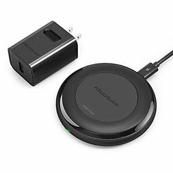 Fast Wireless Charger RAVPower 7.5W Compatible iPhone Galaxy