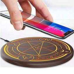 Fast Wireless Charger Magic Array Wireless Charger Universal