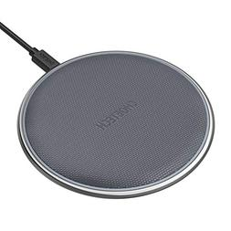 fast wireless charger qi certified 7 5w