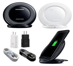 Fast Wireless Charger Stand Dock Pad For Samsung Galaxy Note