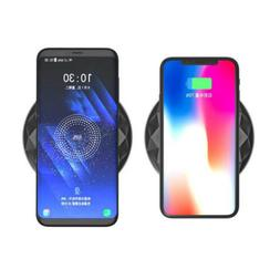 MagiDeal Fast Wireless Charger Ultra Thin Charging Pad Stand