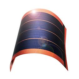 JIANG Fexible Solar Panel Solar Power Charger Thin Film diy