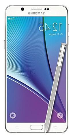 Samsung Galaxy Note 5 32GB N920P Sprint - White Pearl