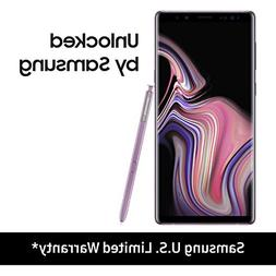"""Samsung Galaxy Note 9 Factory Unlocked Phone with 6.4"""" Scree"""