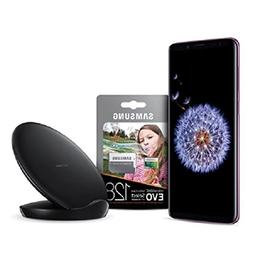 Samsung Galaxy S9+ Unlocked Smartphone With Free SD Card And