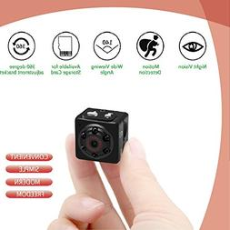 ieleacc - Mini Camera Spy Camera Hidden - HD 1080P Motion De