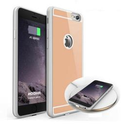 For iPhone 5/5S/SE Qi Wireless Charger Charging Receiver Cas